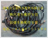 陕汽德龙发动机变速器底盘电线束
