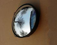 陕汽德龙X3000右前大圆镜