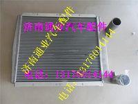 陕汽德龙M3000中冷器总成