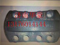 中国重汽豪沃 斯太尔 豪卡 钢板压板板簧板