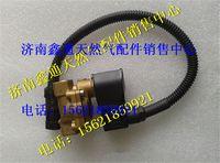 豪沃LNG天然气发动机新式低压电磁阀VG1238110106