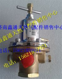 潍柴LNG天然气发动机稳压器