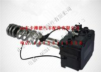 重汽豪沃T7H尿素泵箱控制集成系统