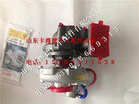 玉柴天然气发动机增压器
