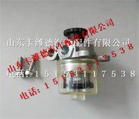 中国重汽曼MC11发动机手油泵