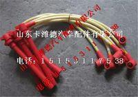 潍柴WP7天然气发动机高压导线