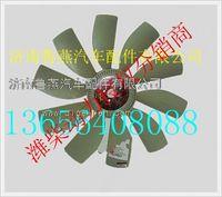 上柴D6114发动机风扇叶组件D16R-000-30+C