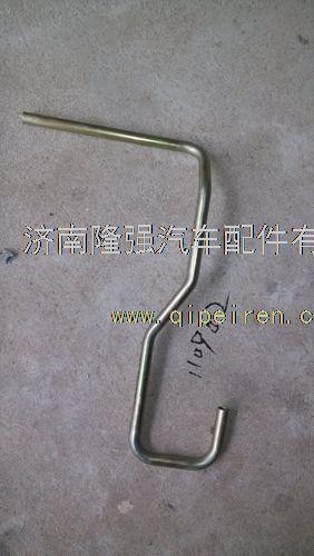潍柴动力WD615,WP10WP12水泥罐车发动机增压器进油管价格