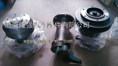 中国重汽亲人金王子发动机8PK风扇托架总成价格