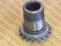 贯通轴齿轮组合B2502090D   TZ56077000485