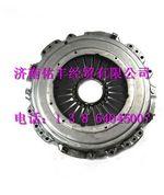 重汽豪沃A7430型离合器压盘总成WG9114160011