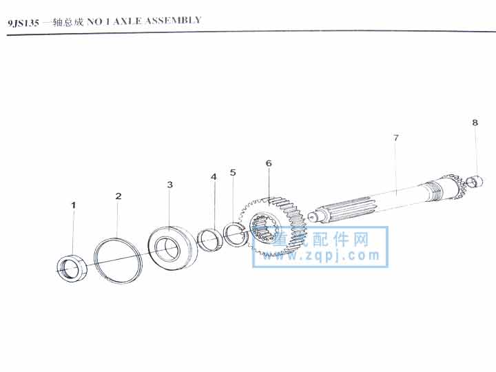 单列向心球轴承规格_一面带止动槽和防尘盖的单列向心球轴承【150212K】价格【分解图 ...