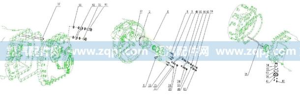 O 形圈 26500850 GB3452.1