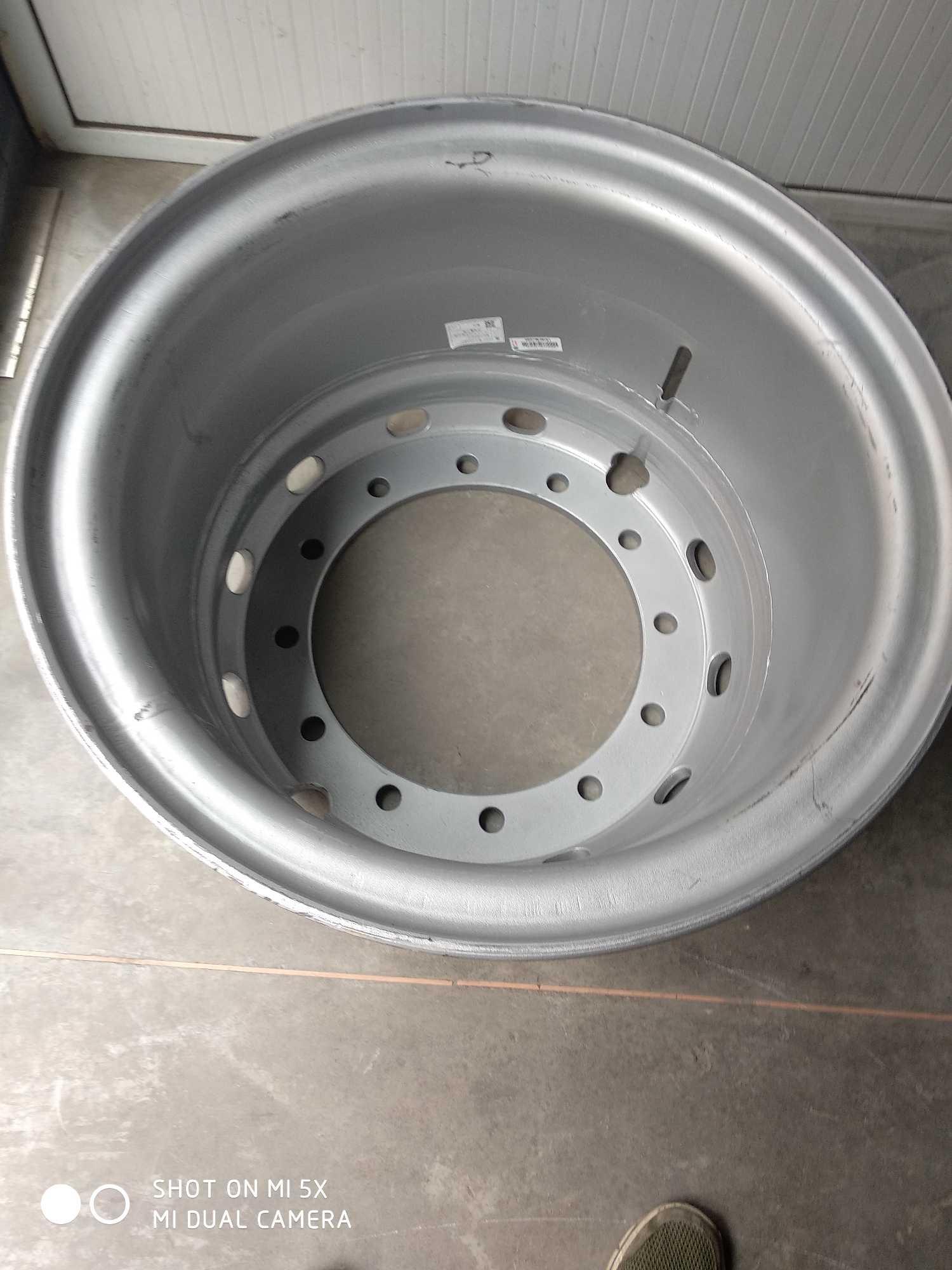 70矿车轮总成WG9770610070
