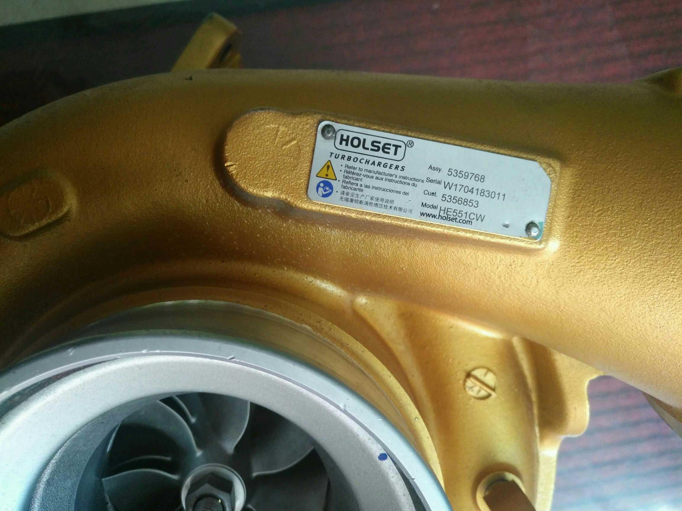 康明斯系列增压器5359768.5356853