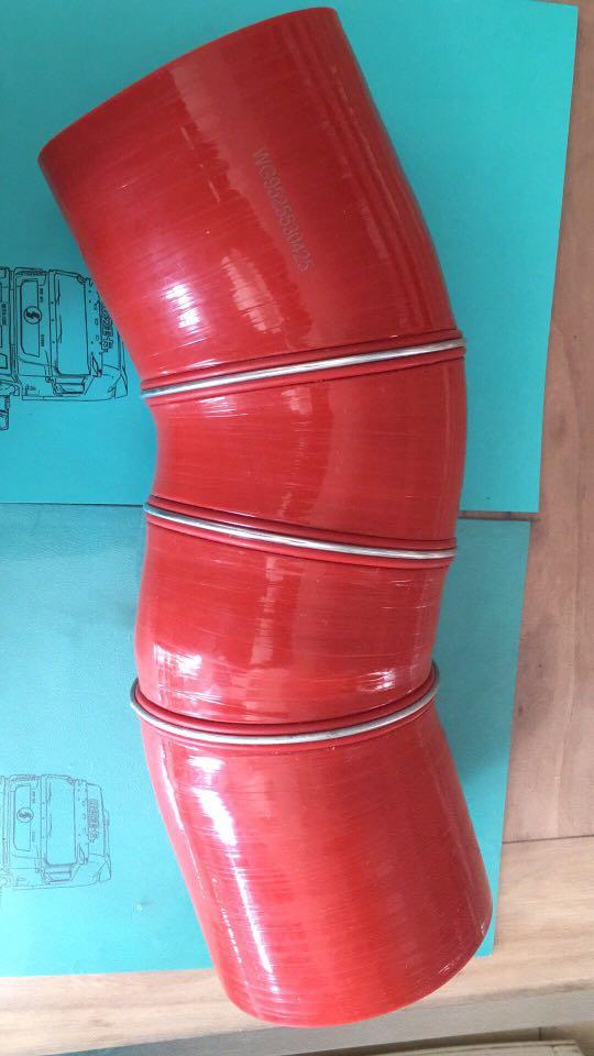 中冷器胶管WG9525530425