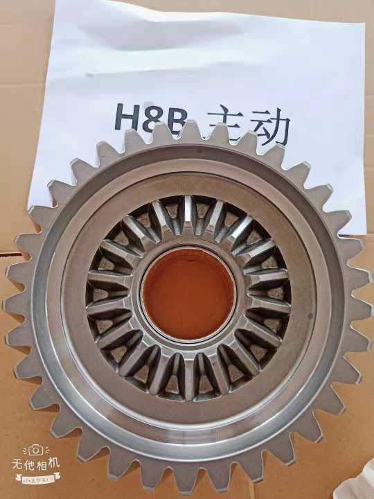 红岩H8B中桥主从动圆柱齿轮H8B-42102288A/42119538A【专业生产配套厂家】