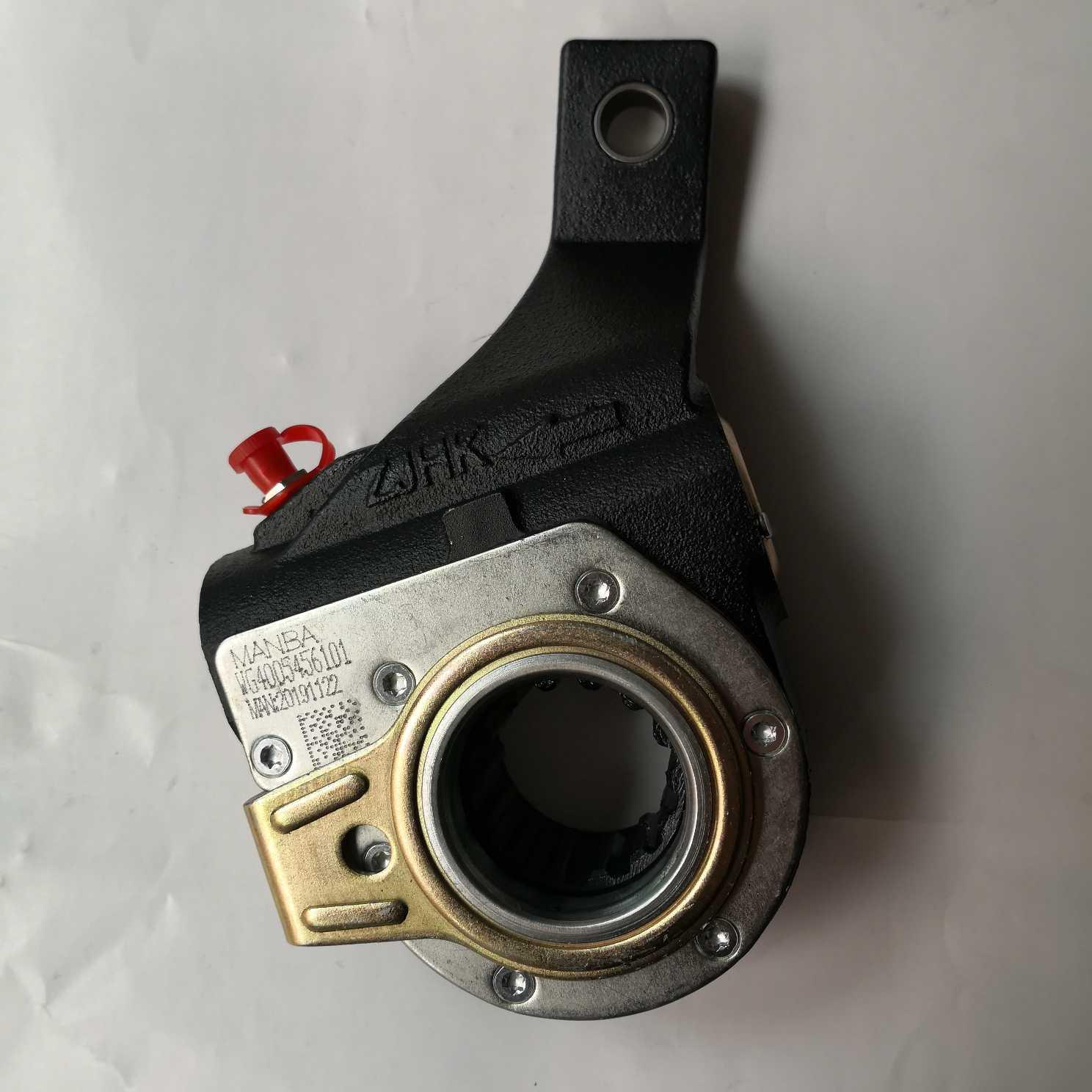 重汽新斯太尔制动间隙调整臂WG4005456101