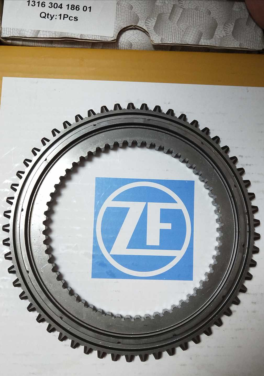 德国ZF变速箱