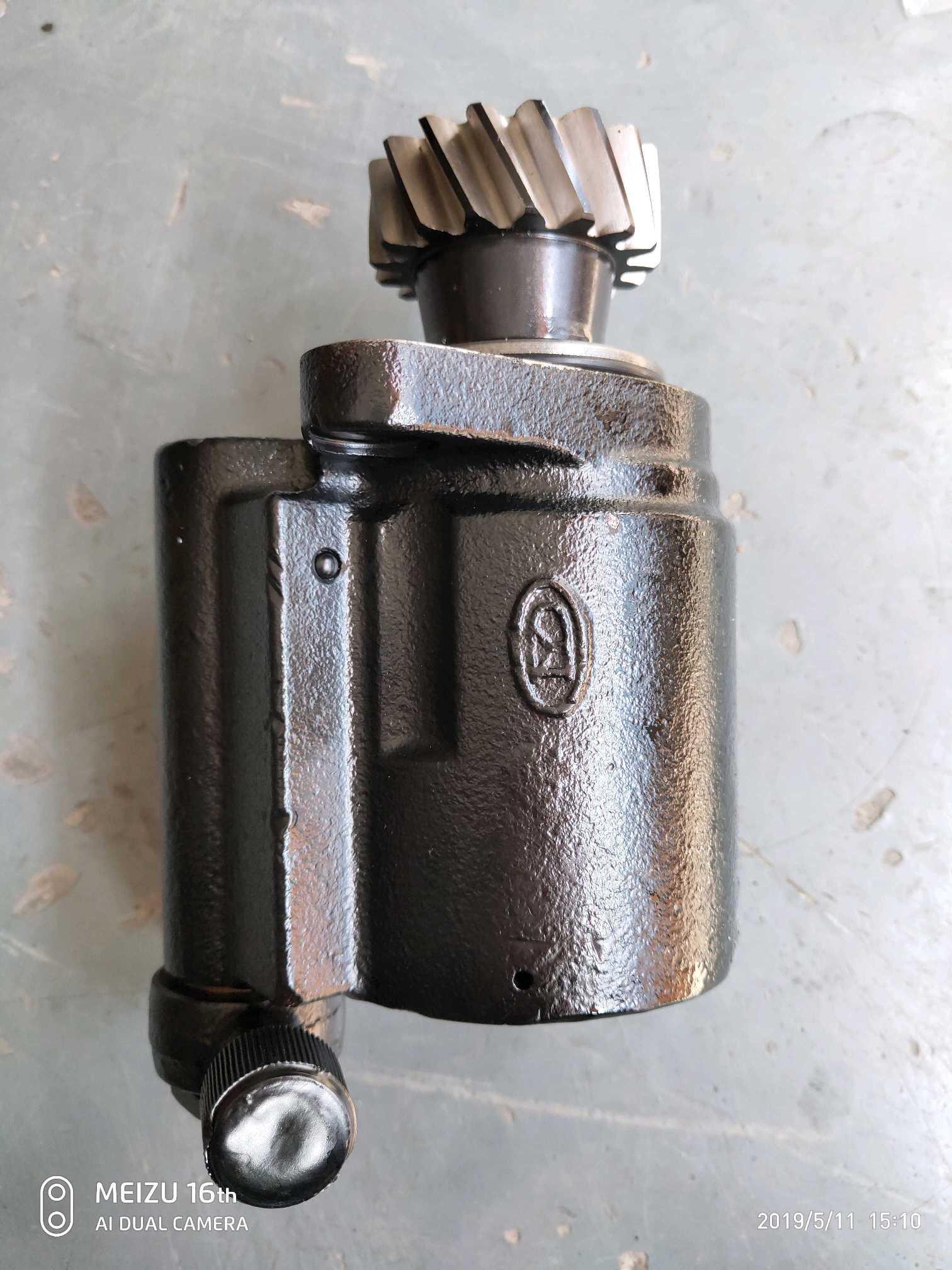DZ9100130011陕汽转向助力泵叶片泵大连液压件厂