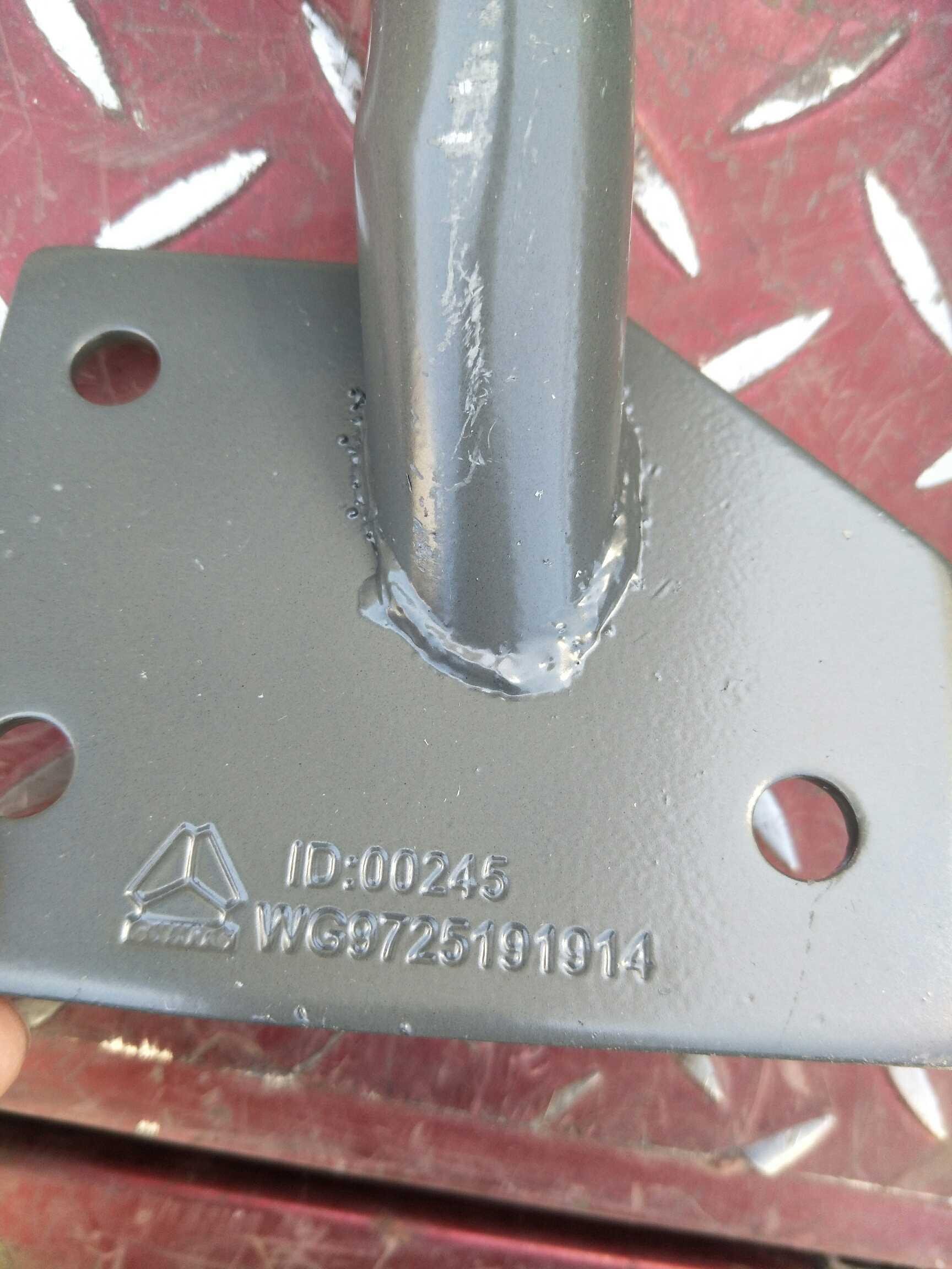 豪沃新款进气道支架WG9725191914