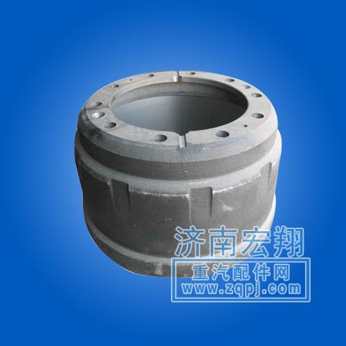 中国重汽豪沃HOWO09款后制动鼓WG9111340006