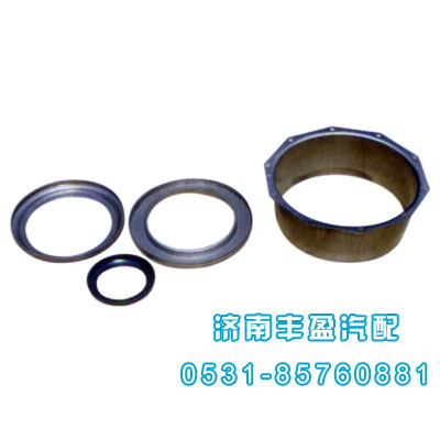 0021、0018、0027轮边挡油罩传动轴凸缘防尘罩