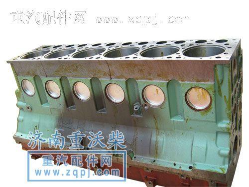 潍柴欧II新式气缸体 612600010816